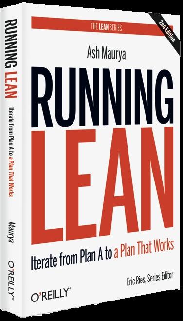 Portada de Running Lean