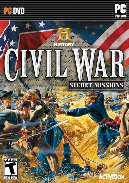 Civil War Secret Missions PC Full Ingles