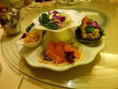 安麗的幻想廚房: 被美國人讚嘆的*慈香庭*素食餐廳