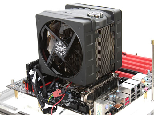 Memasang Heatsink Fan