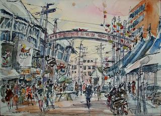 http://archiartistlee.blogspot.com.au/2012/01/sketches-at-seoul-folk-flea-market.html
