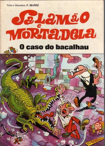 Salamão e Mortadela - O Caso do Bacalhau