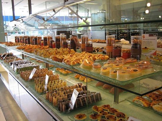 Bread Talk Discovery Mall Kuta Bali
