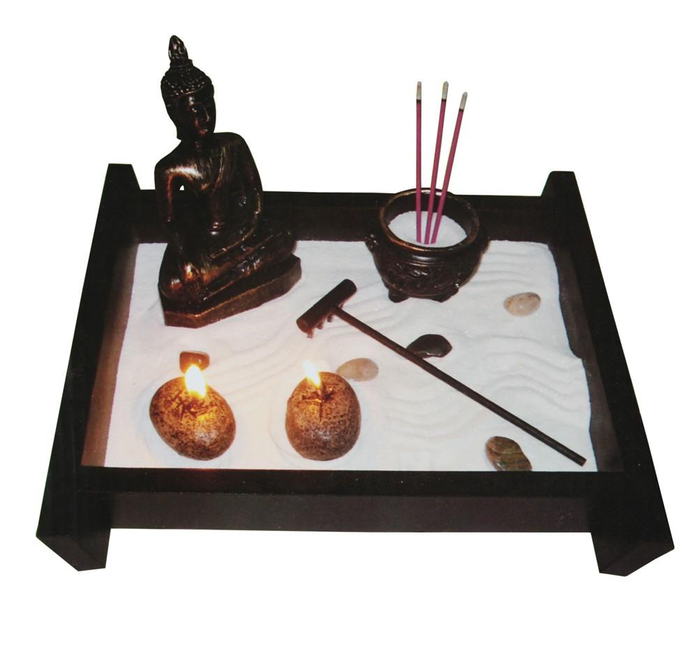 Tao del espacio for Figuras para jardin zen