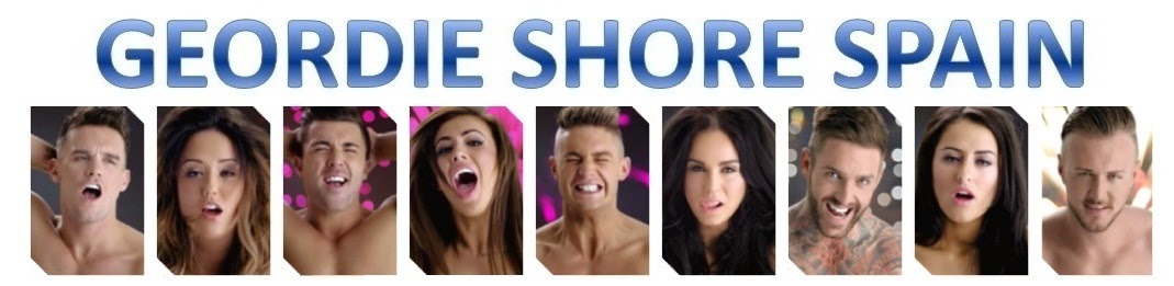 Geordie Shore Spain
