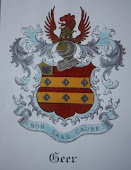My Father's Family Coat Of Arms