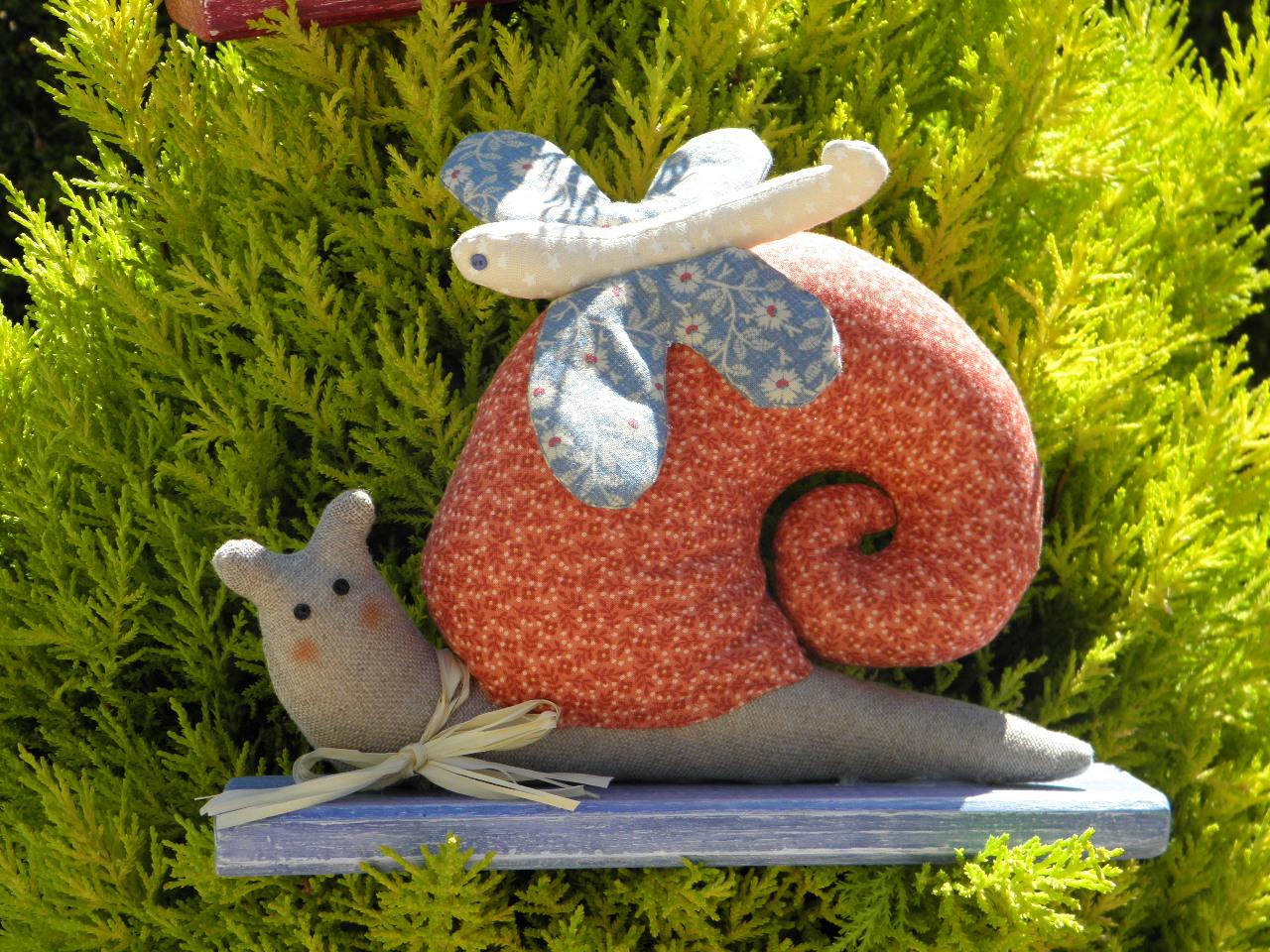 Belindapatch caracoles for Caracoles de jardin que comen