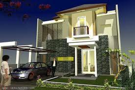 Gambar Foto Desain Model Rumah Minimalis