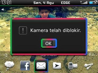 Mengaktifkan Kontrol Orang Tua di Blackberry