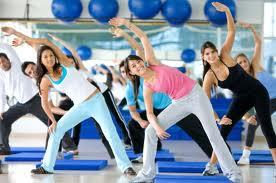 dar clases de aerobicos