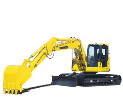 Komatsu Excavators PC138USLC-8