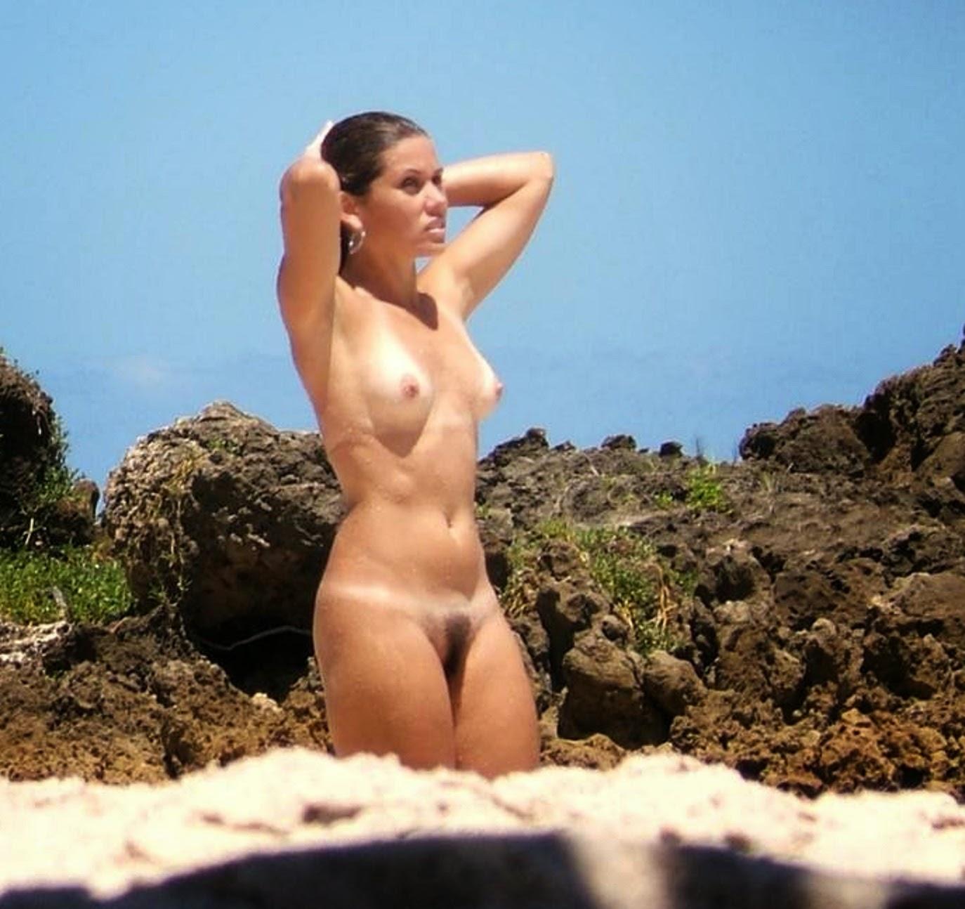 nude girls in brazil beach