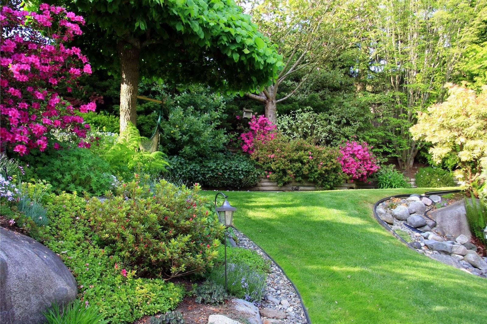 Arte y jardiner a plantas perennes en el dise o de jardines for Borde para jardin