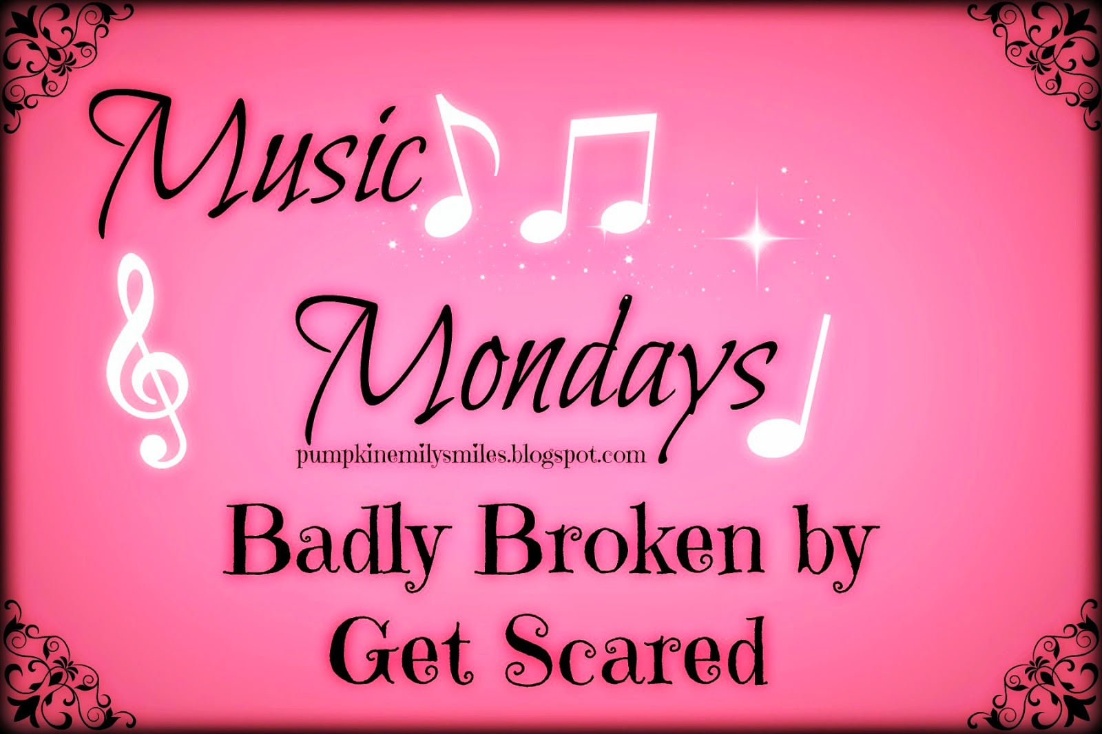 Music Mondays Badly Broken by Get Scared