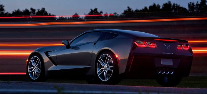 Corvette Stingray Styling to Influence Future Chevrolets