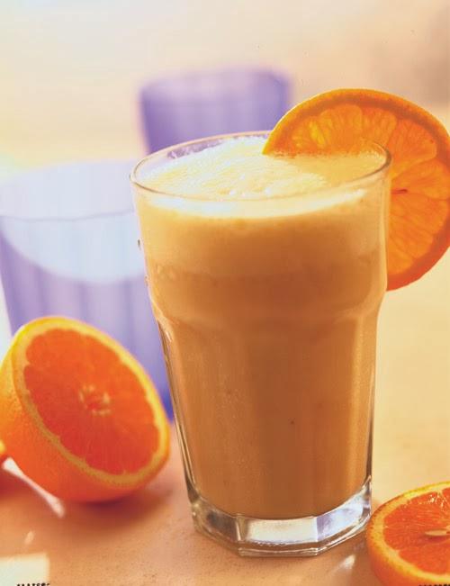 Sueño de naranja para bajar de peso