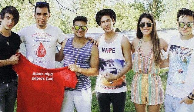 Σημαντική η συμμετοχή των Συλλόγων και Ομάδων Εθελοντών Αιμοδοτών του Έβρου στο Φεστιβάλ «Άρδας 2015»