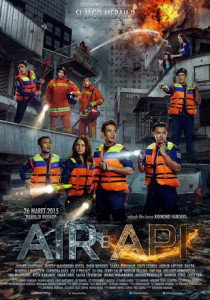 Air dan Api (2015)