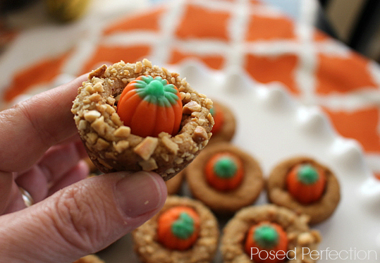 Little Peanut Pumpkin Cups