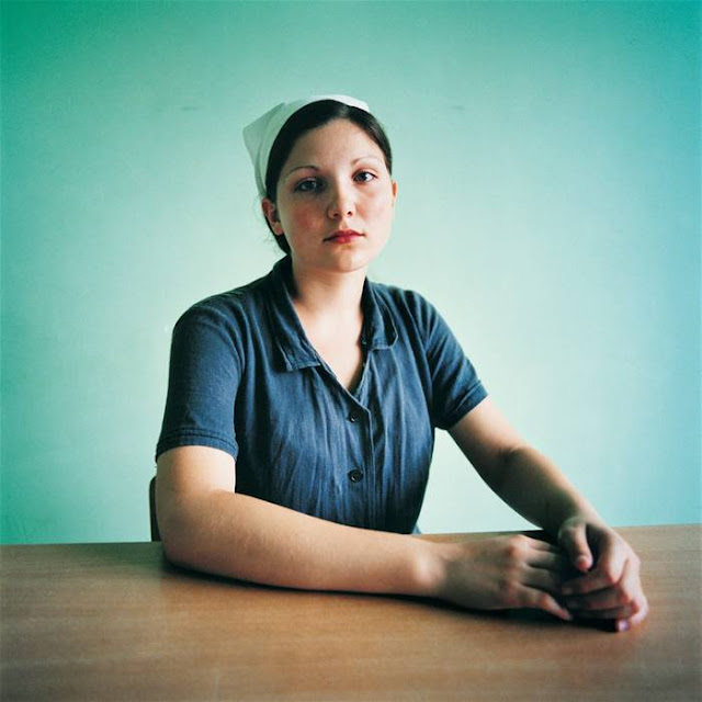Lena, Sentenced for organizing a rape, Juvenile Prison for Girls, Ukraine 2009