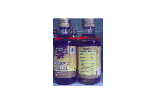 Minyak Zaitun Extra Virgin 150ml - Ghuroba