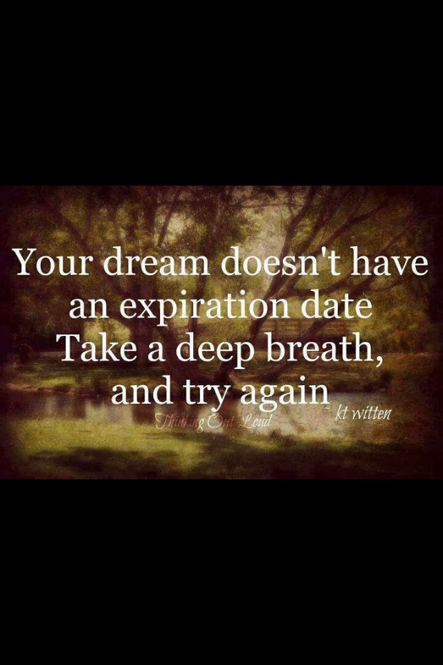 positive quotes for life your dreams doesn 39 t have have an