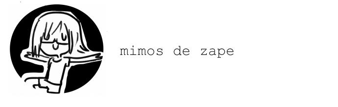 Mimos de Zape