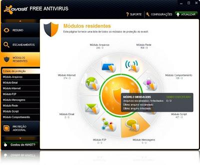 Avast! Free Antivirus 7