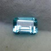 Batu Permata Blue Topaz - SP1043