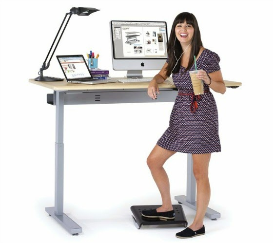 Why Standing Desks Should Be In Every >> Genomics Medicine And Pseudoscience Does A Standing Desk Lengthen