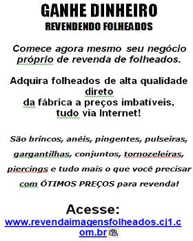 REVENDA FOLHEADOS