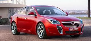 2014 Opel Insignia OPC – Facelift