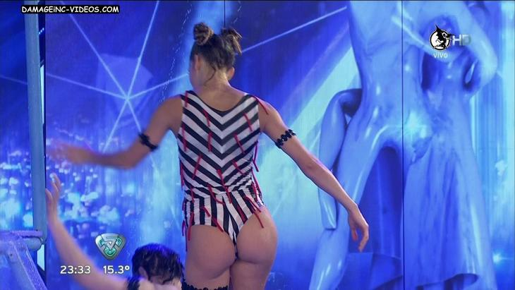 Macarena Rinaldi perfect booty damageinc HD video