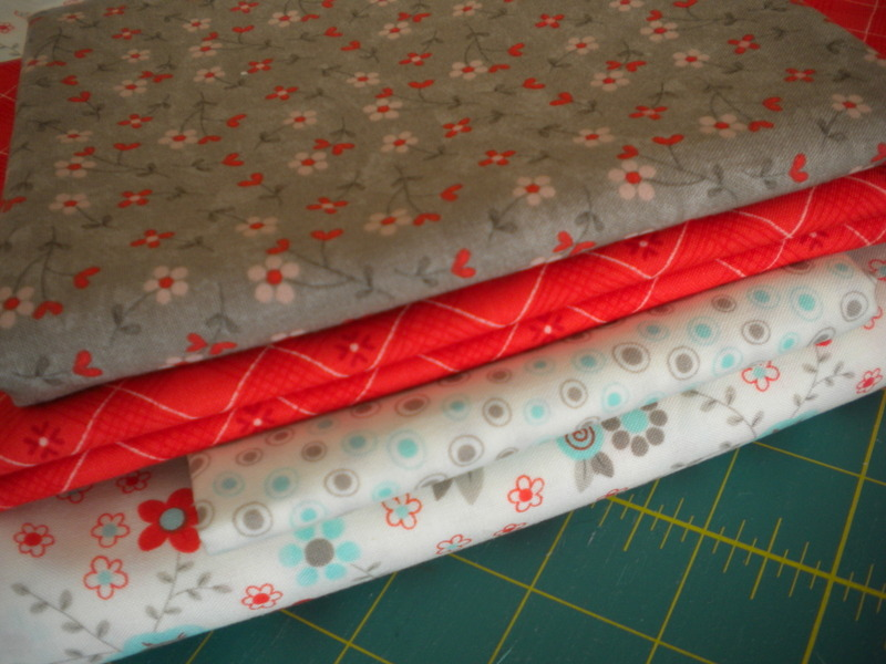 how to choose a contrast fabric for quilt