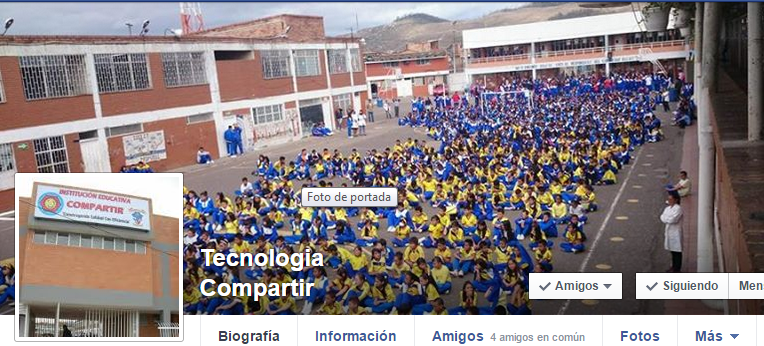 TECNOLOGIA COMPARTIR