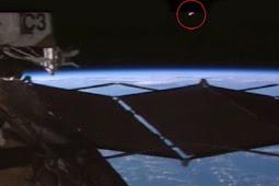 Stasiun Ruang Angkasa ISS Sedang Dipantau Alien?