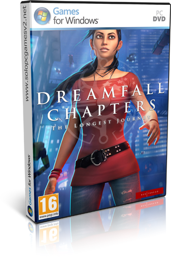Dreamfall Chapters: Book 1 and 2 – Special Edition [2015]