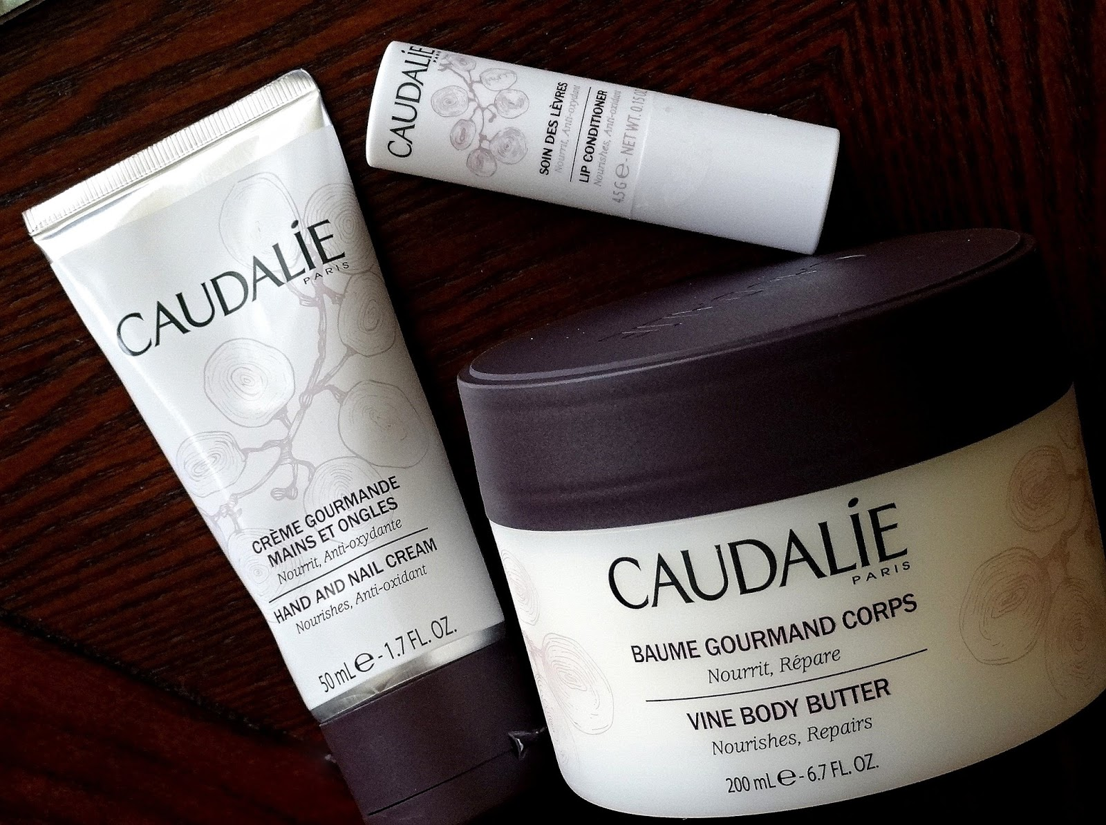 Caudalie Vine Luxury Body Set Review, Photos