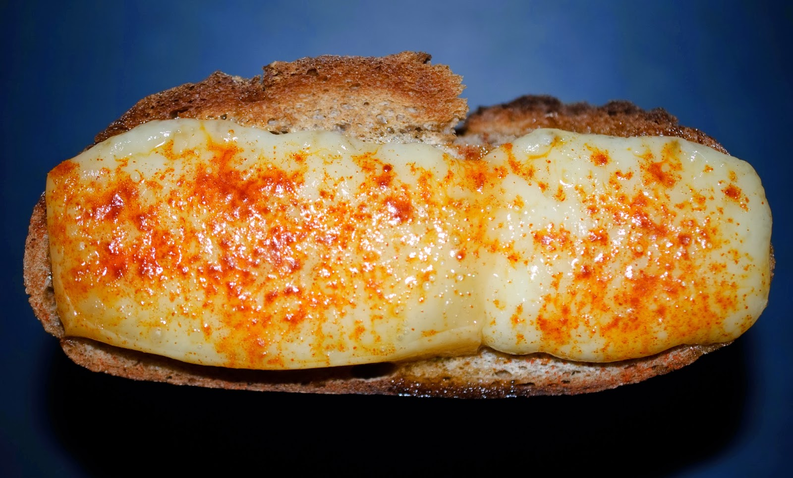 tosta de queso, cheese on toast