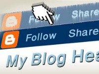barre de navigation Blogger