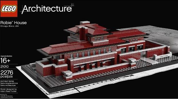 Lego Architecture White House4