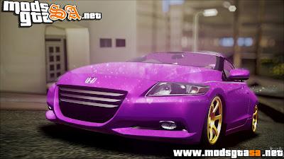 SA - Honda CRZ Hybird Pink Cute