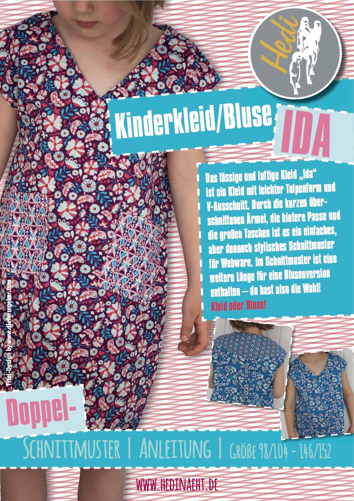 Kleid/Bluse Ida