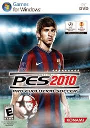 Download Game PES PS2 For PC (8MB COMPRESSED)