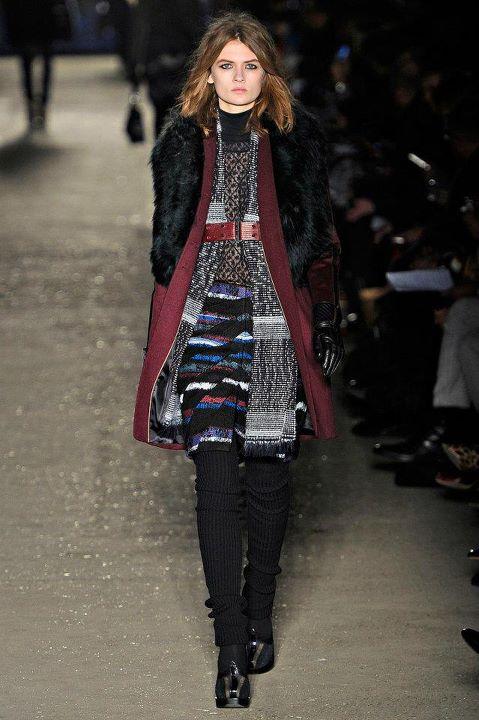 Womenswear Fall&Winter Collection 2012-Rag & Bone