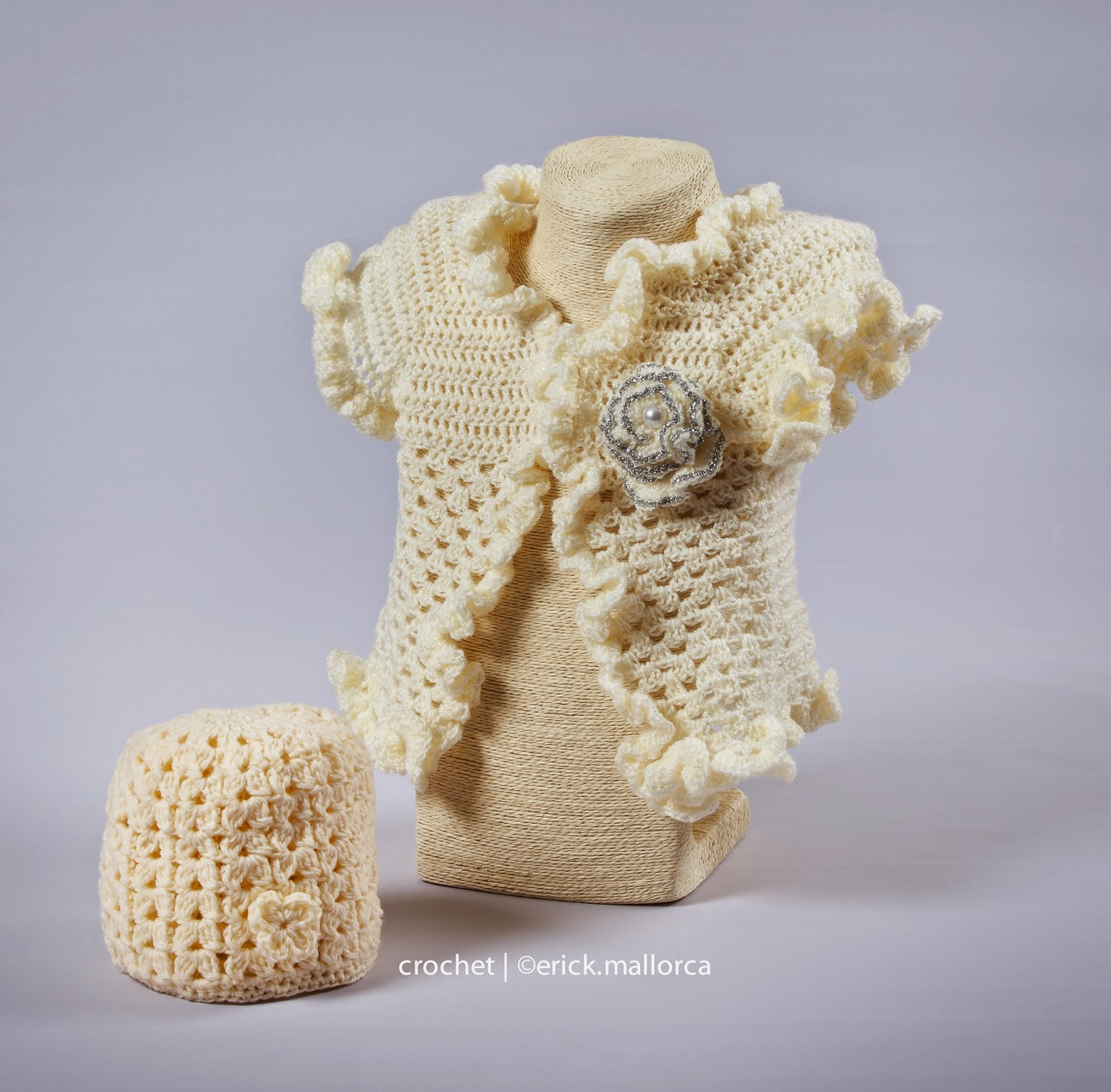 crochet Erick Mallorca photography