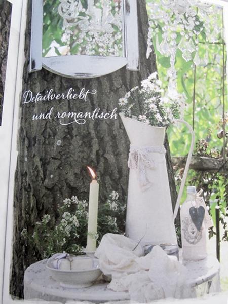 mein lillys living mein shabby garden von belinda anton. Black Bedroom Furniture Sets. Home Design Ideas