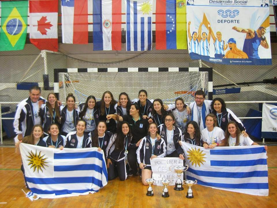 Uruguay a punto de quedar sin munial Junior femenino | Mundo Handball