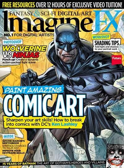 Imagine FX Magazine June 2014