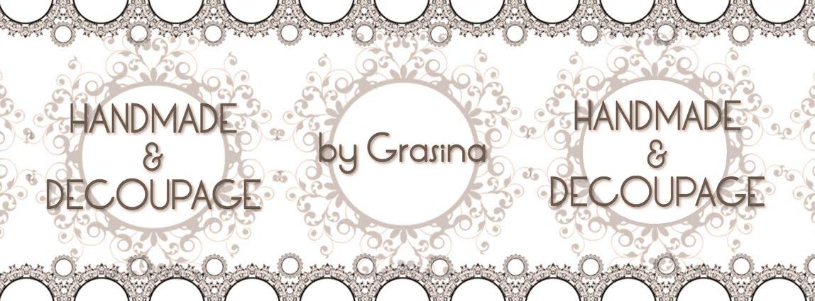 grasina: handmade & decoupage